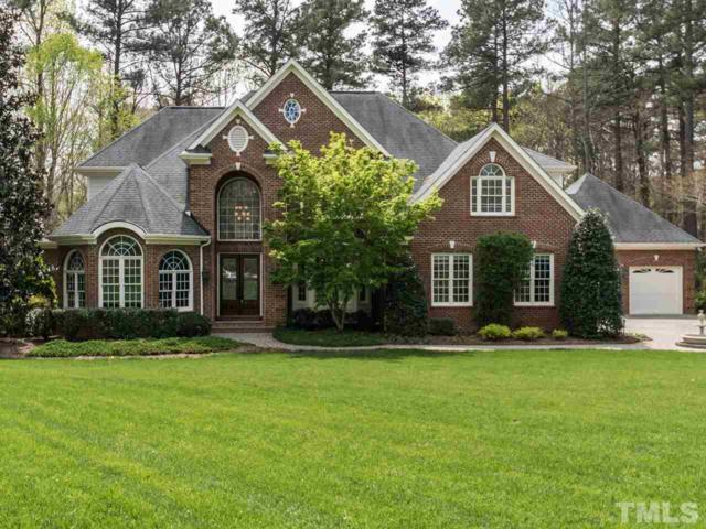 4901 Greenbreeze Lane, Holly Springs, NC 27540 (#2183599) :: The Jim Allen Group