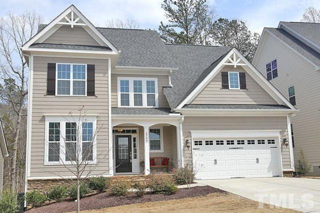 2700 Lake Waccamaw Trail, Apex, NC 27502 (#2183604) :: The Abshure Realty Group