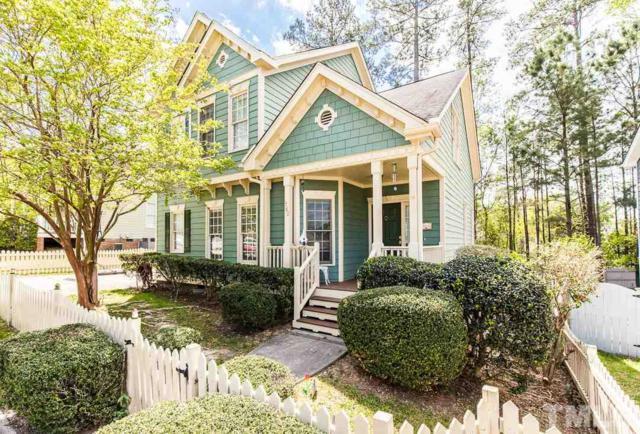 1780 Town Home Drive, Apex, NC 27502 (#2183608) :: Allen Tate Realtors