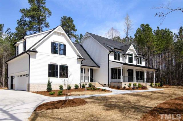 304 Canyon Creek Way, Apex, NC 27502 (#2183615) :: The Jim Allen Group