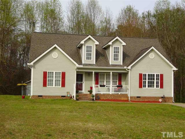 163 E Silverado Court, Kenly, NC 27542 (#2183636) :: Rachel Kendall Team, LLC