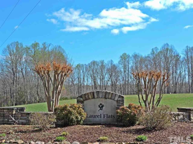 Lot 8 Jenny Lane, Timberlake, NC 27583 (#2183665) :: The Jim Allen Group