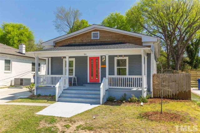 921 S Bloodworth Street, Raleigh, NC 27601 (#2183699) :: The Jim Allen Group