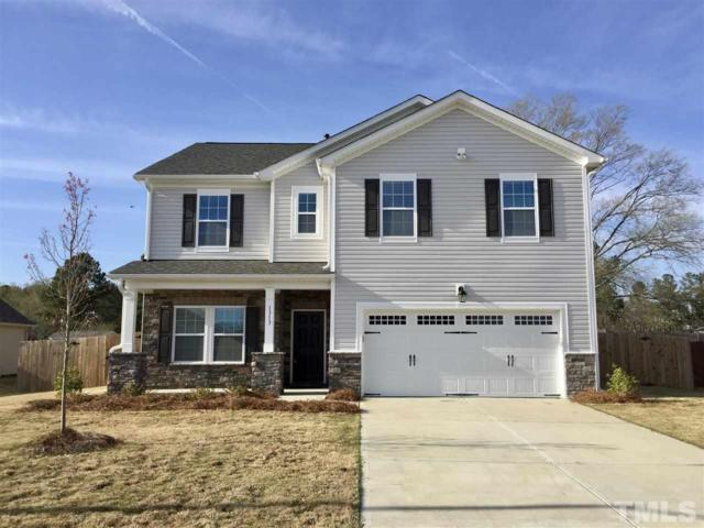 1313 Chimney Ridge Drive, Fuquay Varina, NC 27526 (#2183713) :: Rachel Kendall Team, LLC