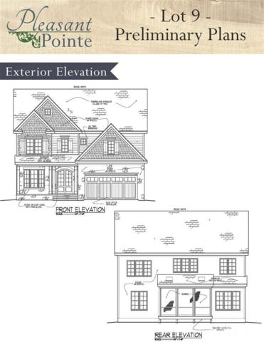 4617 Pleasant Pointe Way, Raleigh, NC 27613 (#2183718) :: The Perry Group