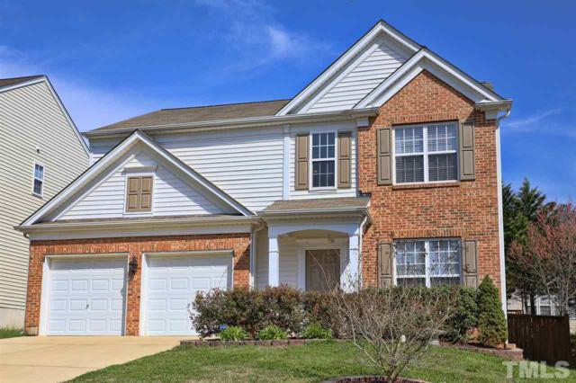 111 Huntersville Road, Morrisville, NC 27560 (#2183742) :: The Abshure Realty Group