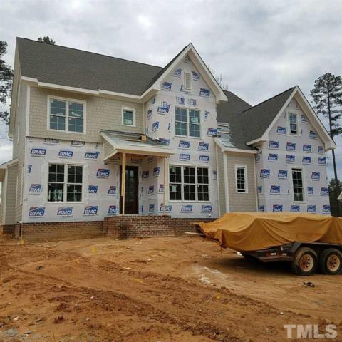 3125 Curling Creek Drive, Apex, NC 27502 (#2183743) :: The Jim Allen Group