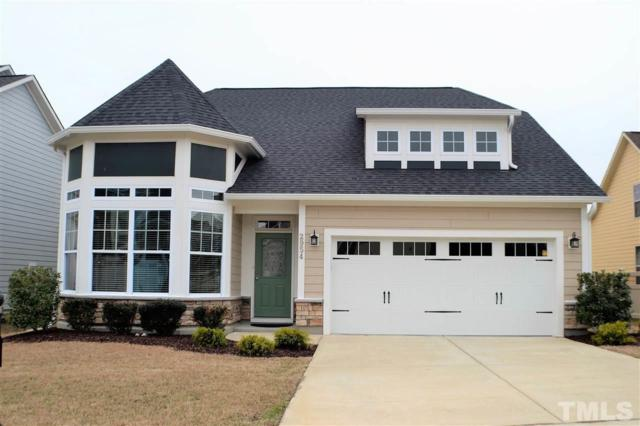 2954 Wilkes Lake Drive, Fuquay Varina, NC 27526 (#2183760) :: The Jim Allen Group