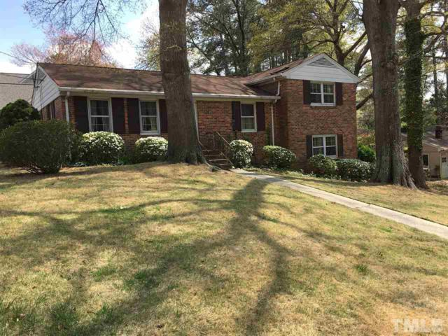4128 Yadkin Drive, Raleigh, NC 27609 (#2183789) :: The Abshure Realty Group