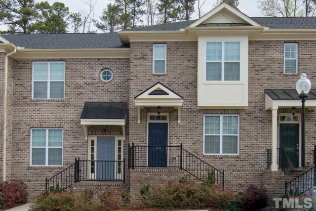 142 Tressel Way, Durham, NC 27707 (#2183791) :: Rachel Kendall Team, LLC