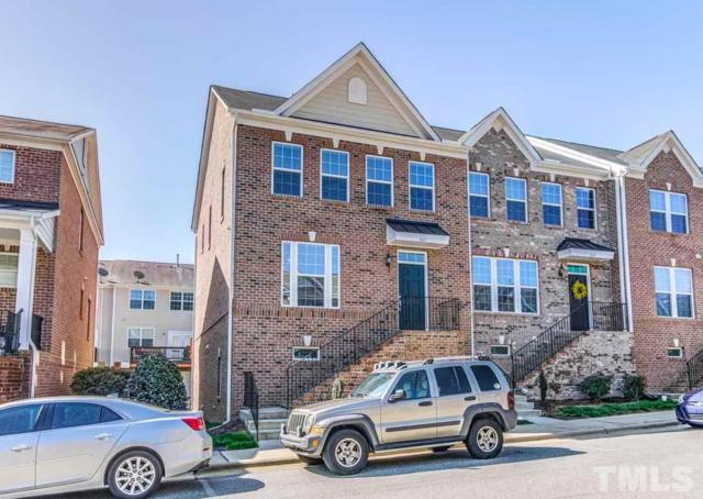307 Old Mill Village Drive, Apex, NC 27502 (#2183809) :: The Jim Allen Group