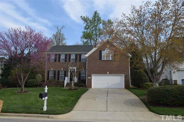 537 Carriage Woods Circle, Cary, NC 27513 (#2183834) :: Rachel Kendall Team, LLC