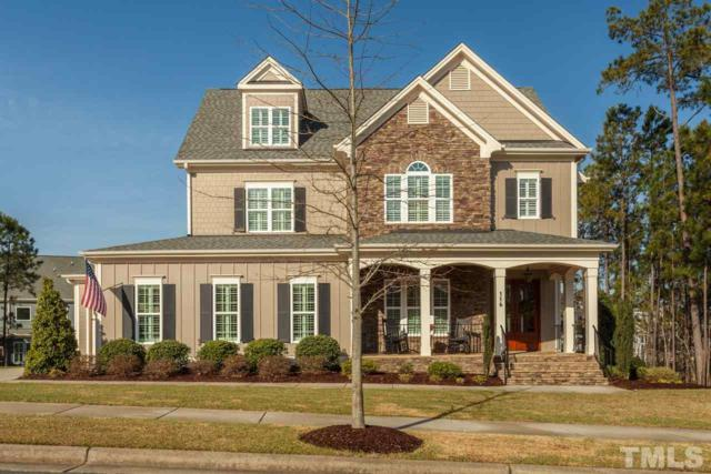 116 Marsh Barton Drive, Holly Springs, NC 27540 (#2183893) :: The Jim Allen Group