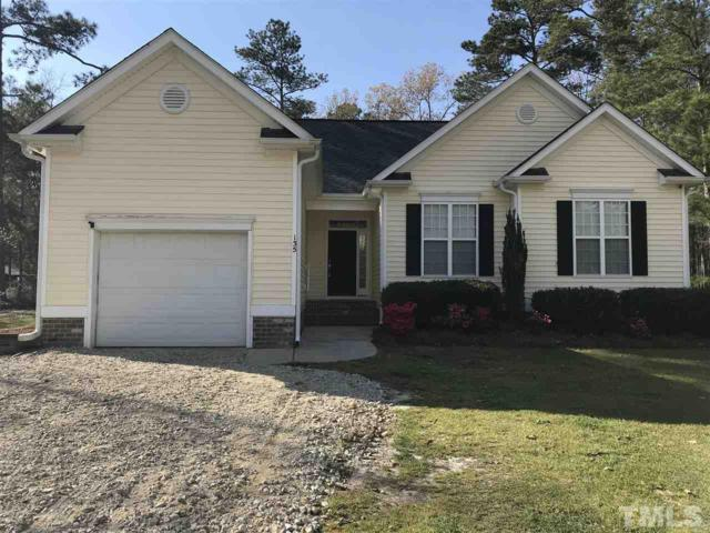 135 Madison Drive, Selma, NC 27576 (#2183965) :: Rachel Kendall Team, LLC