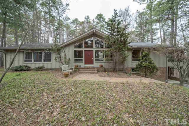 1712 Michaux Road, Chapel Hill, NC 27514 (#2183981) :: Rachel Kendall Team, LLC