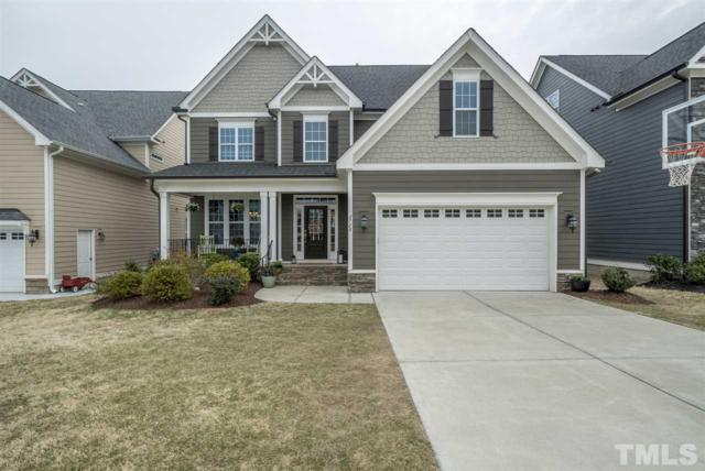 2728 Lake Waccamaw Trail, Apex, NC 27502 (#2184106) :: The Abshure Realty Group