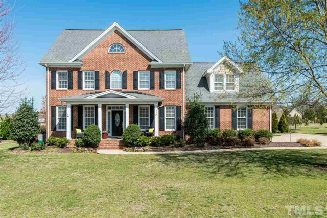 228 Lakecroft Place, Fuquay Varina, NC 27526 (#2184134) :: Raleigh Cary Realty