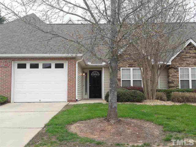 2521-102 Gordon Glen Court #102, Raleigh, NC 27617 (#2184170) :: Rachel Kendall Team, LLC