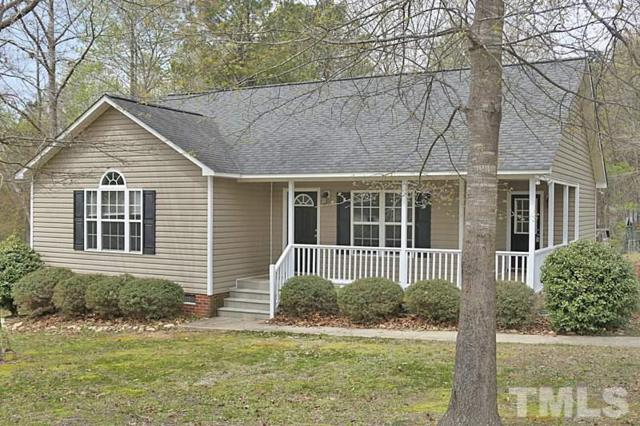 447 Sunray Drive, Clayton, NC 27520 (#2184233) :: Raleigh Cary Realty