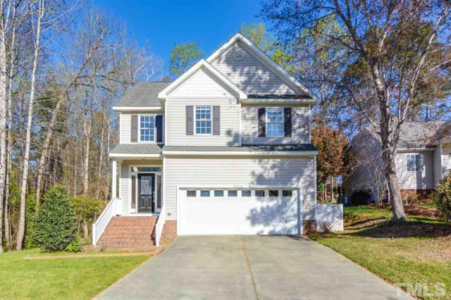 2713 Steeple Run Drive, Wake Forest, NC 27587 (#2184234) :: The Jim Allen Group