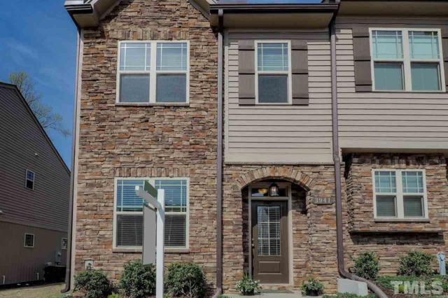 3941 Amelia Park Drive, Raleigh, NC 27606 (#2184258) :: The Abshure Realty Group
