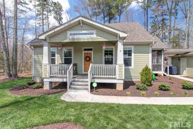 4 Moss Spring Court, Durham, NC 27712 (#2184290) :: Raleigh Cary Realty