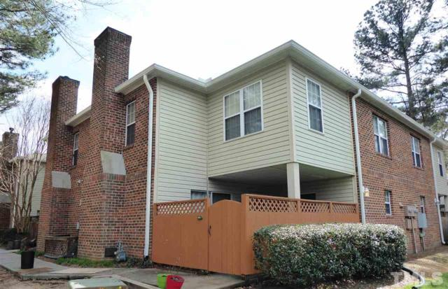501 Summerwalk Circle #0, Chapel Hill, NC 27517 (#2184292) :: Raleigh Cary Realty