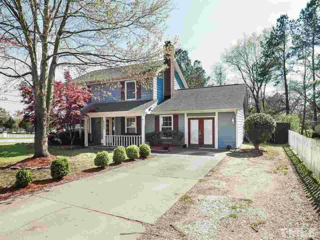 4401 Fox Road, Raleigh, NC 27616 (#2184302) :: The Jim Allen Group