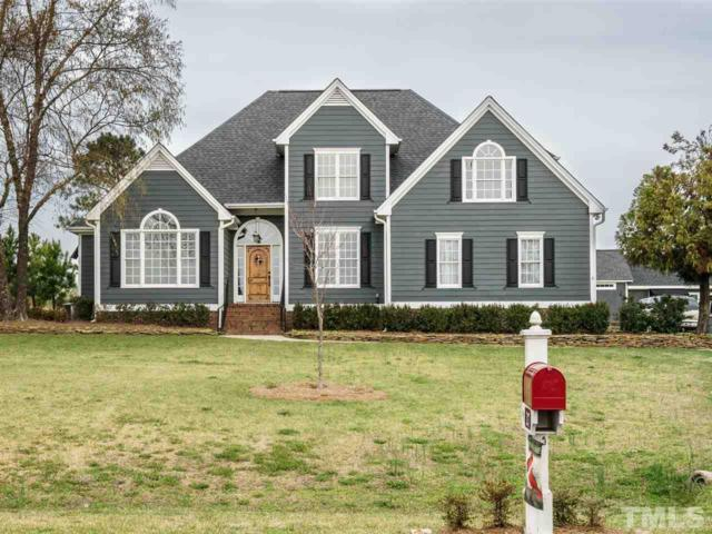 217 Highland Drive, Angier, NC 27501 (#2184333) :: The Perry Group