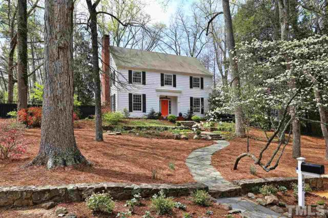 422 Westwood Drive, Chapel Hill, NC 27516 (#2184354) :: The Jim Allen Group