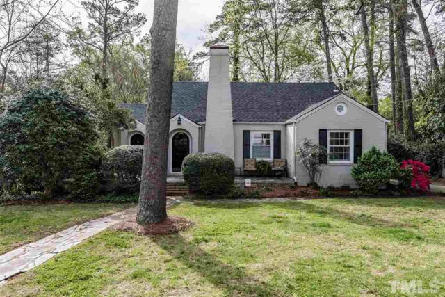 2708 Kittrell Drive, Raleigh, NC 27608 (#2184357) :: Marti Hampton Team - Re/Max One Realty