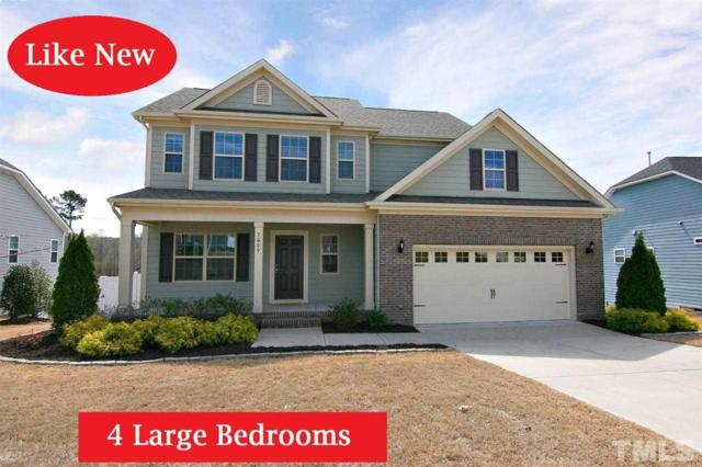 3009 Peachtree Town Lane, Knightdale, NC 27545 (#2184359) :: Raleigh Cary Realty