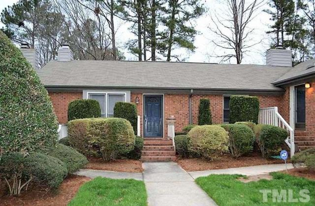5500 Fortunes Ridge Drive #85B, Durham, NC 27713 (#2184378) :: Raleigh Cary Realty
