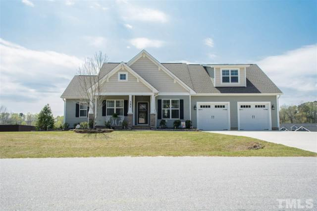 357 Carsons Creek Trail, Wendell, NC 27597 (#2184409) :: Raleigh Cary Realty