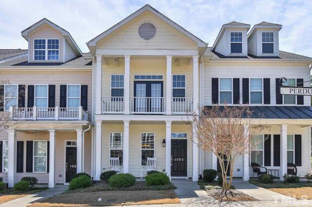 1052 Perdue Drive, Chapel Hill, NC 27517 (#2184412) :: Raleigh Cary Realty