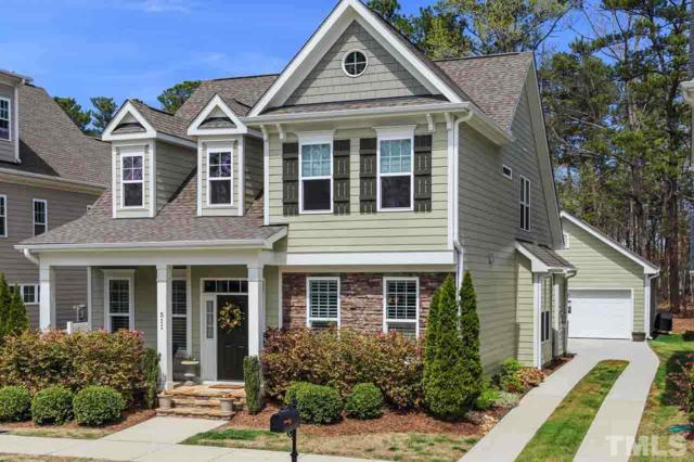 511 Mill Hopper Lane, Apex, NC 27502 (#2184420) :: The Abshure Realty Group