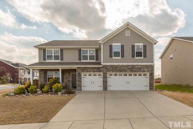 1601 Fern Hollow Trail, Wake Forest, NC 27587 (#2184425) :: The Jim Allen Group