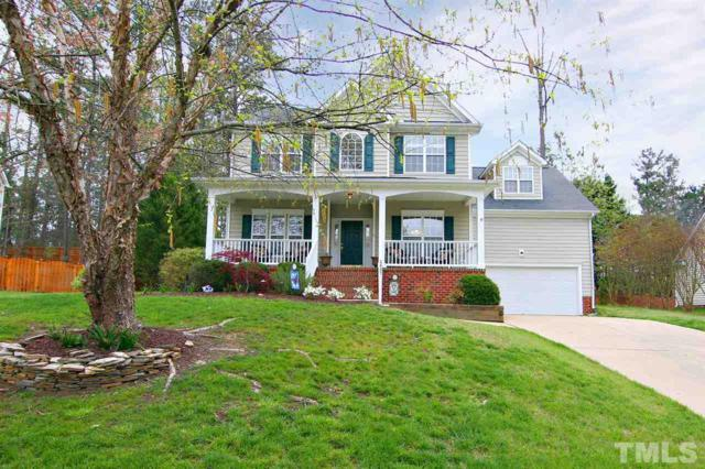 3007 Moretz Court, Apex, NC 27502 (#2184426) :: The Jim Allen Group