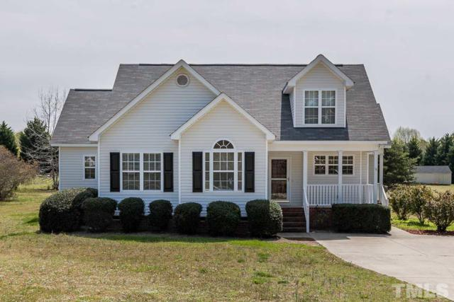 995 Darius Pearce Road, Youngsville, NC 27596 (#2184453) :: Raleigh Cary Realty