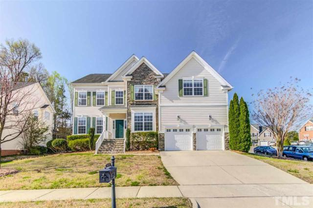 8017 Wade Green Place, Cary, NC 27519 (#2184454) :: The Perry Group