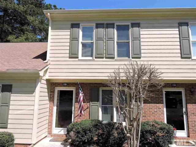 106 Sparger Springs Lane, Durham, NC 27705 (#2184456) :: Rachel Kendall Team, LLC