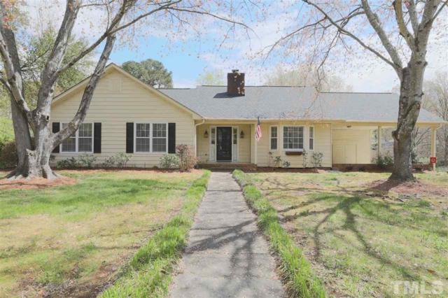 8000 Haymarket Lane, Raleigh, NC 27615 (#2184465) :: Raleigh Cary Realty