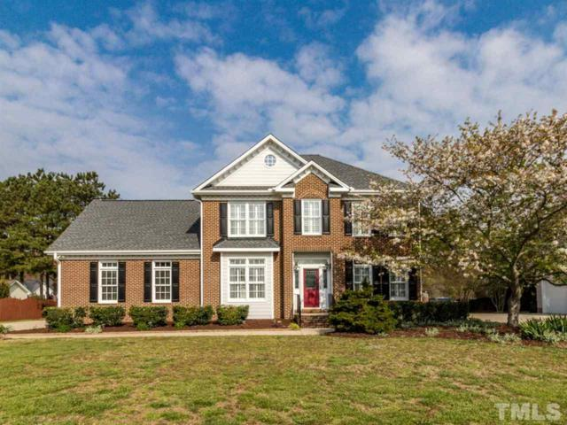 112 Wall Creek Drive, Rolesville, NC 27571 (#2184482) :: Rachel Kendall Team, LLC
