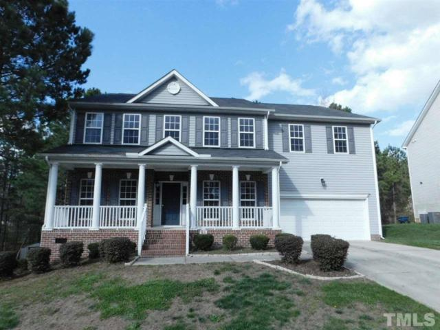 5069 Stonewood Pines Drive, Knightdale, NC 27545 (#2184490) :: The Jim Allen Group