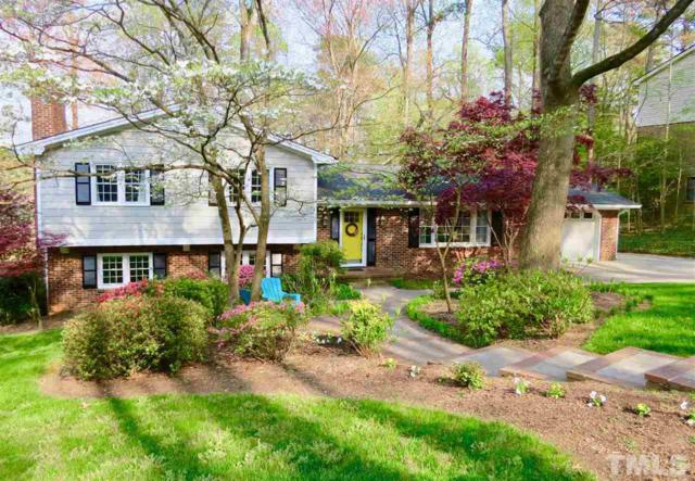 1009 Bayfield Drive, Raleigh, NC 27606 (#2184491) :: The Jim Allen Group