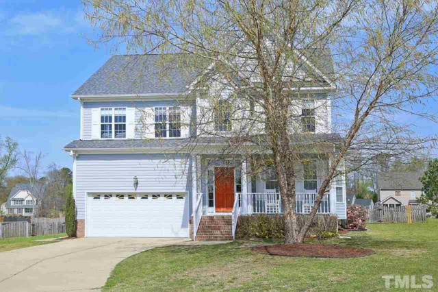 8108 Cleburne Court, Willow Spring(s), NC 27592 (#2184500) :: The Jim Allen Group