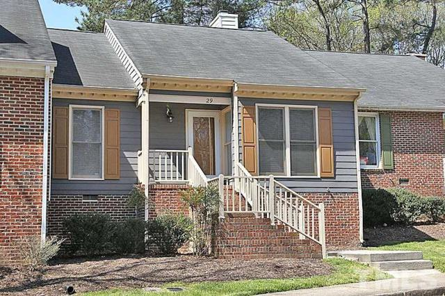 29 Kings Mount Court, Durham, NC 27713 (#2184520) :: The Abshure Realty Group