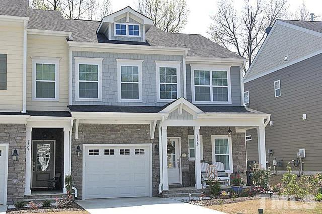 2709 Masonboro Ferry Drive, Apex, NC 27502 (#2184540) :: The Abshure Realty Group