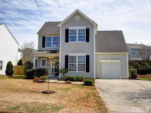 309 Downing Glen Drive, Morrisville, NC 27560 (#2184549) :: The Jim Allen Group