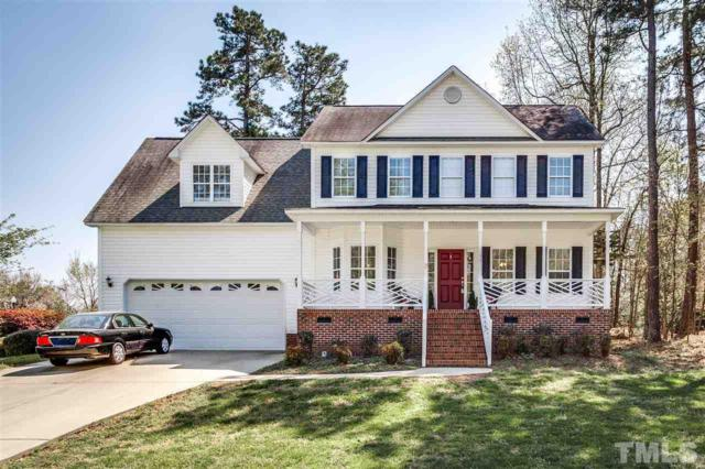 27 Normandy Drive, Clayton, NC 27527 (#2184573) :: Raleigh Cary Realty